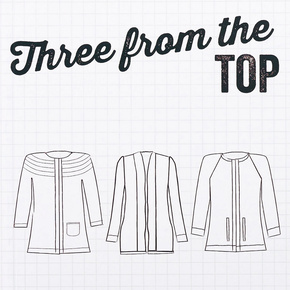 Three from the Top by Joanne Scrace and Kat Goldin