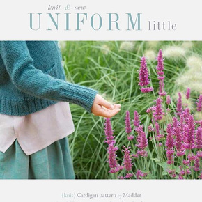 Uniform Little Knit & Sew Book by Madder
